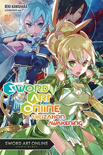 Sword Art Online (Book 17): Light Novels