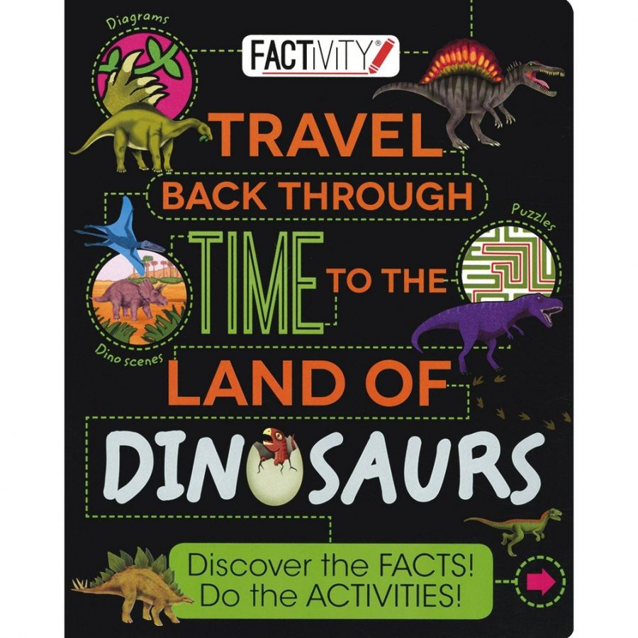 Factivity Travel Back Through Time To The Land Of Dinosaurs