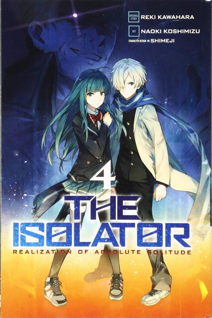 The Isolator (Volume 4)