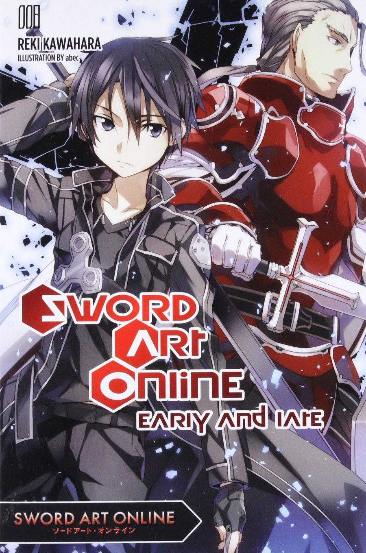 Sword Art Online (Book 8): Light Novels